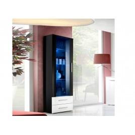 Vitrine design lumineuse CLIFF