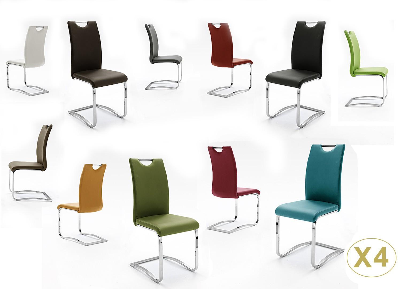 Chaises design pas cher avec poignée dossier