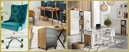 Trouvez le mobilier de bureau pour votre espace travail