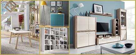 Trouvez le meuble qui conviendra à votre salon