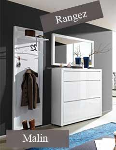 Meuble design moderne contemporain cbc meubles - Meuble entree design pas cher ...