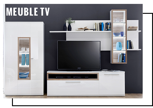 les conseils de nos experts pour bien choisir son meuble tv cbc meubles. Black Bedroom Furniture Sets. Home Design Ideas